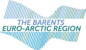 Barents euro-arctic region cooperation logo